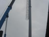 Komin 24 m