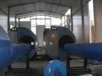 Kotły Ekofire 5,0 MW przed zamontowaniem rusztu