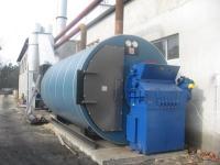 Piec Ekofire 5,0 MW